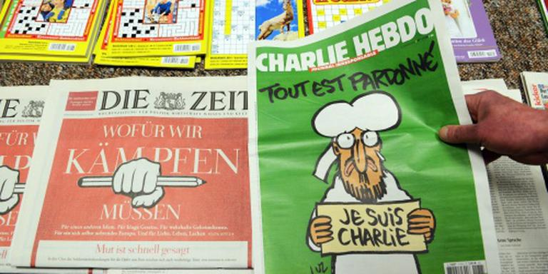 Verdachte Charlie Hebdo vast in Bulgarije
