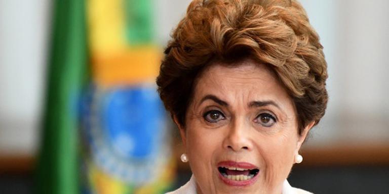 Afzetting dreigt voor Braziliaanse presidente