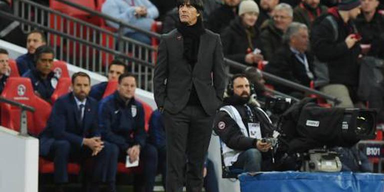 Löw wil plezier terug bij Duitsland