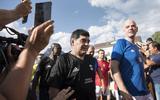 Bekend Nederland rouwt om Diego Maradona