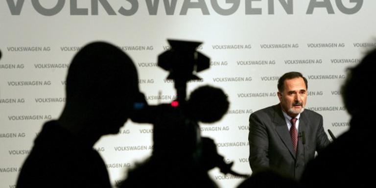 'Oud-topman VW kreeg tientallen miljoenen'