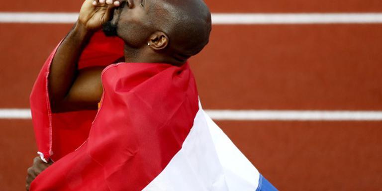 Martina pakt ook goud op 200 meter