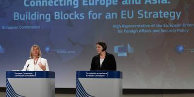 EU-commissie wil betere verbindingen met Azië