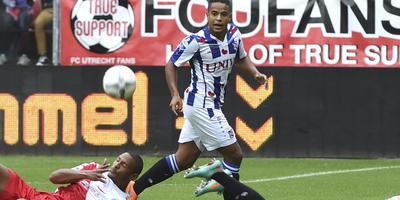 Heerenveen speelt uit tegen Heracles Almelo