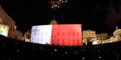 Opening Culturele Hoofdstad Valletta. FOTO EPA