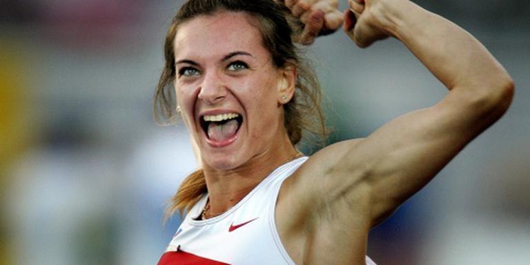 Isinbajeva wil topfunctie in atletiekbestuur