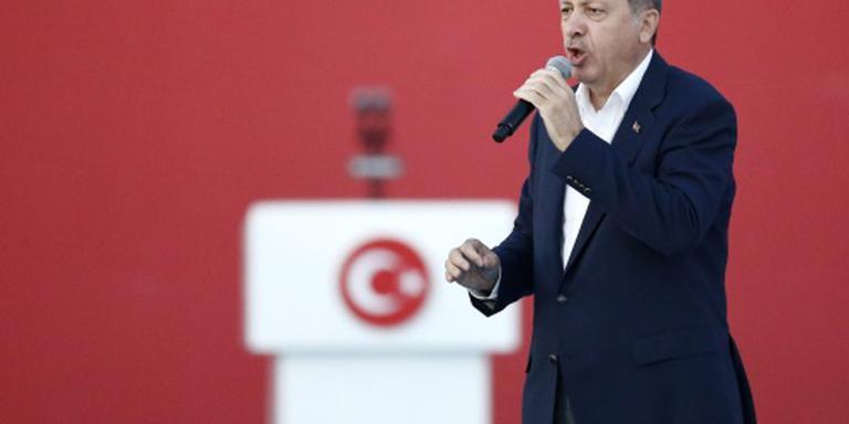 Erdogan dreigt over migrantendeal