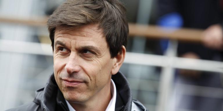 Wolff: laat Formule 1 met rust