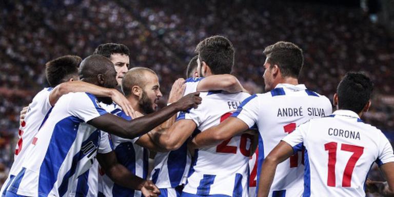 FC Porto ten koste van AS Roma in CL