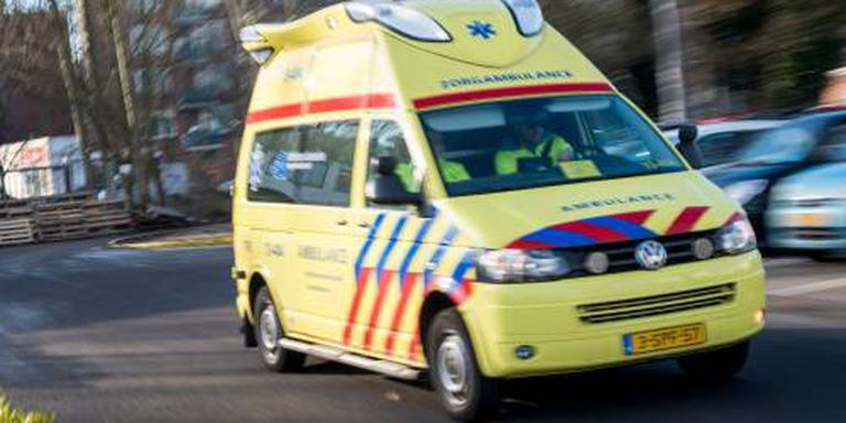 Ongeluk A58 kost inzittende auto het leven