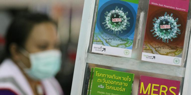 Tweede geval van MERS in Thailand