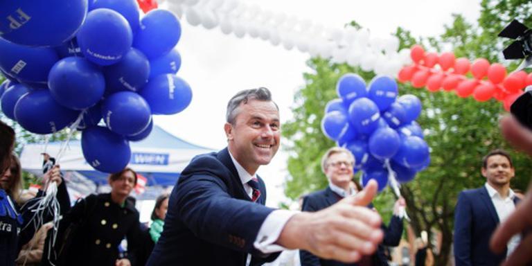 Rechtse populist mogelijk president Oostenrijk