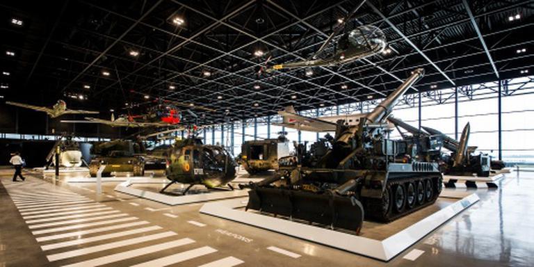 Oorlogsmusea maken kans op Museumprijs