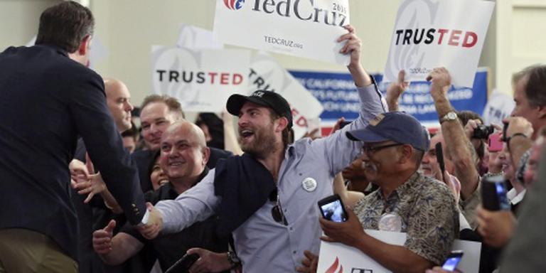 Cruz wint verkiezingen Wyoming