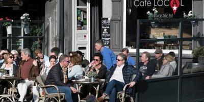 Maastricht heeft late tropische dag