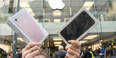 Apple krikt verkoop iPhones toch weer op