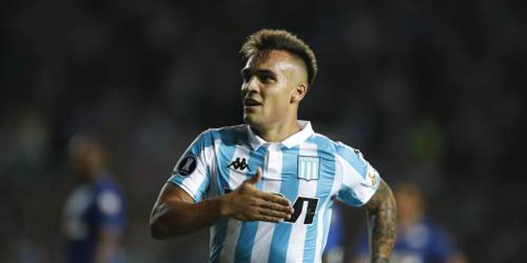 Inter heeft Argentijnse spits Martínez binnen