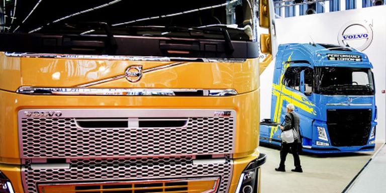 Verkoop bedrijfswagens blijft stijgen