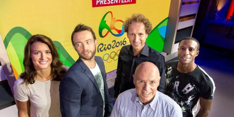 NOS pakt uit met Olympische Spelen