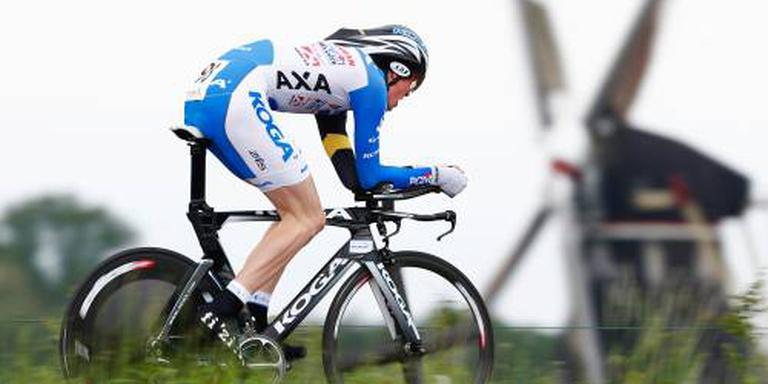 Olympia's Tour begint in Assen