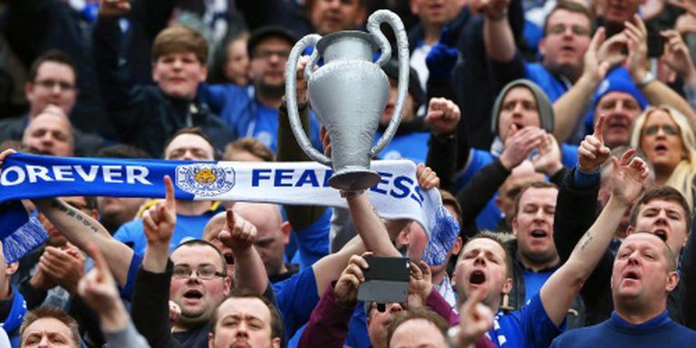 Leicester kampioen mede dankzij Chelsea