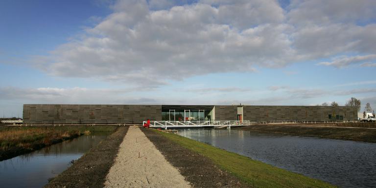 Museum Belvédère in Oranjewoud. FOTO LC/JAN DE VRIES