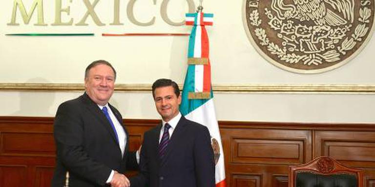 Mexico wil snelle hereniging 'grensgezinnen'
