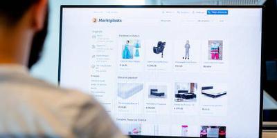'Axel Springer aast op Marktplaats'