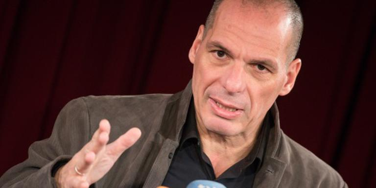 Varoufakis begint nieuwe Europese beweging