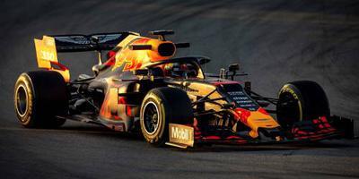 Verstappen rijdt 109 ronden bij tweede test