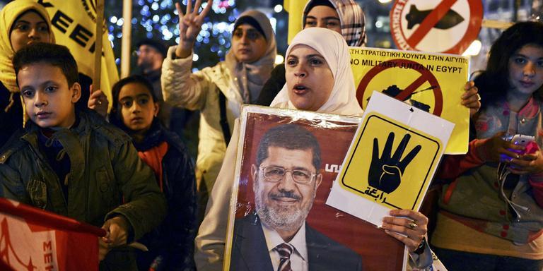 Arabische Lente werd een nare droom