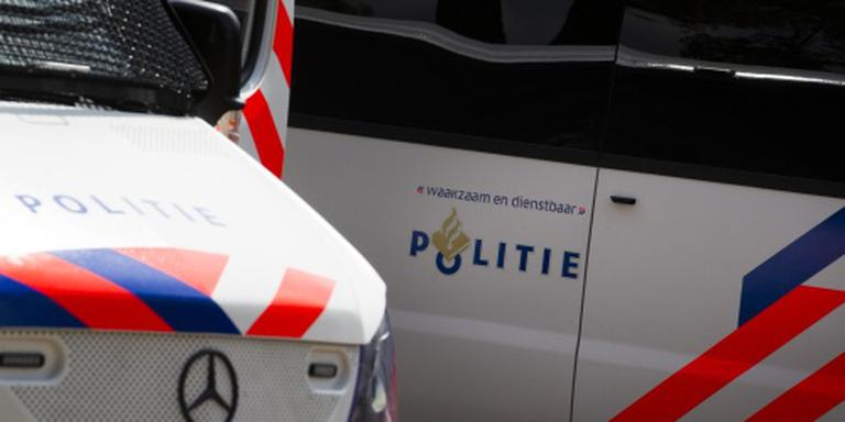 Zelfremmende politiewagens terug naar garage