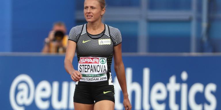 Stepanova klopt weer aan bij IOC