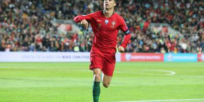 Ronaldo laat Portugal juichen