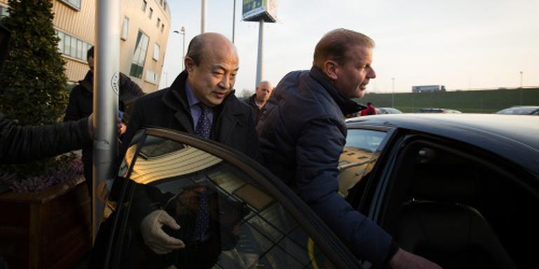 Wang stuurt directeur Wigt weg bij ADO