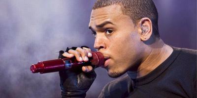Chris Brown. FOTO ANP.