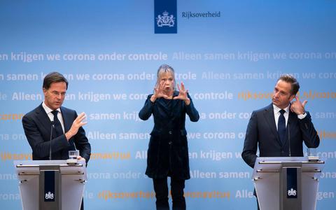 Dit zijn de coronamaatregelen en versoepelingen die Rutte en De Jonge tijdens de persconferentie gaan aankondigen