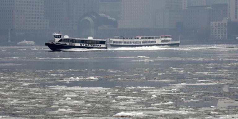 Zeventien gewonden na aanvaring ferry