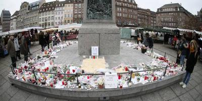 Vijfde dode na aanslag Straatsburg