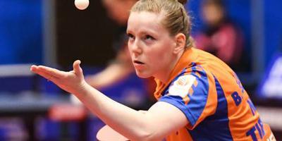 Eerland en Li Jie uitgeschakeld op EK