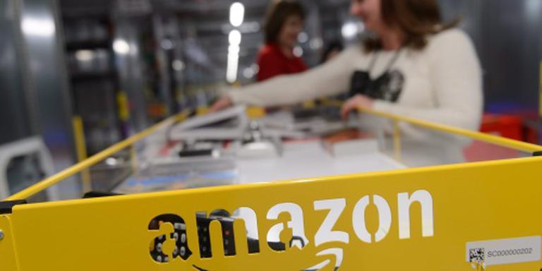 Amazon ziet winst en omzet sterk stijgen