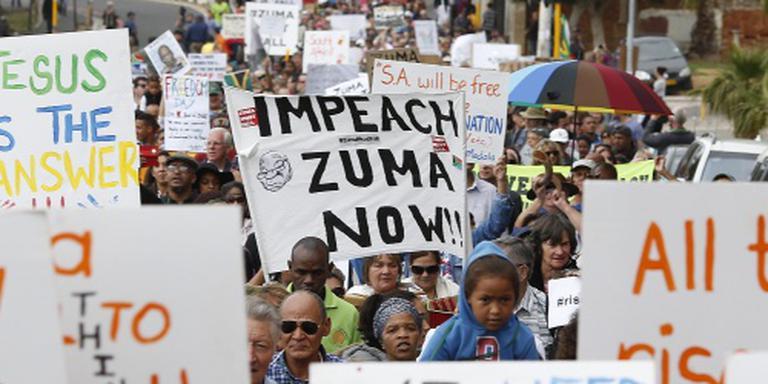 Corruptiezaken Zuma onterecht gesponeerd