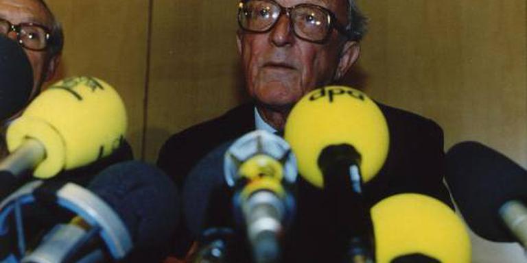 Britse oud-minister Lord Carrington overleden