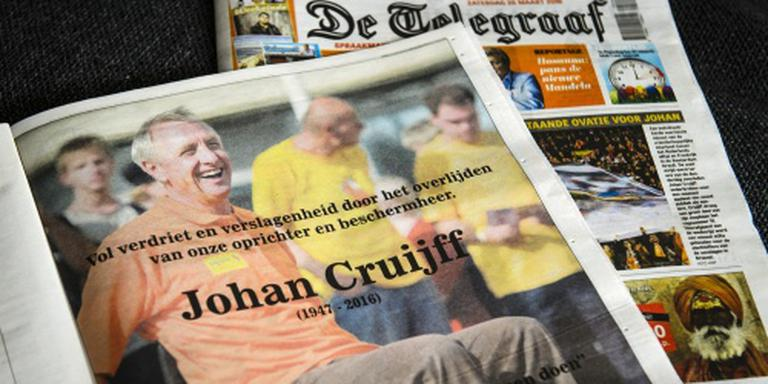Voetbalvisie in column Cruijff