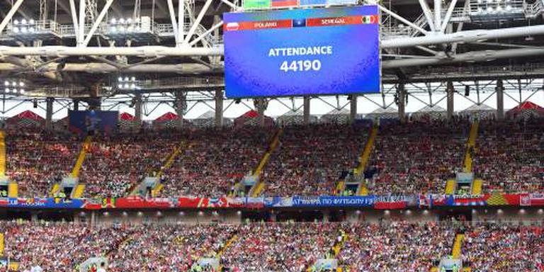 'Meer seksisme dan racisme bij WK'