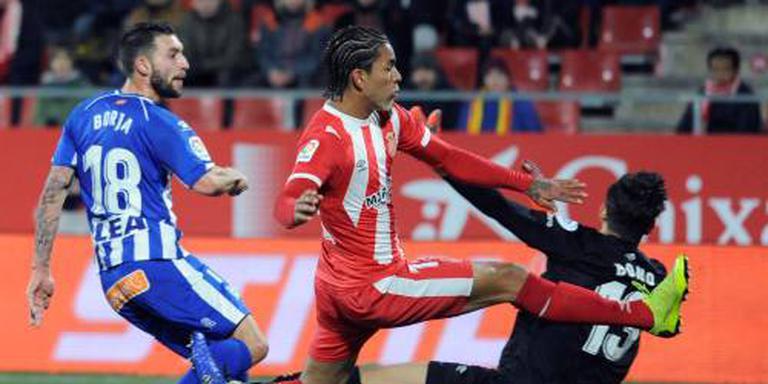 Girona en Alavés spelen gelijk: 1-1