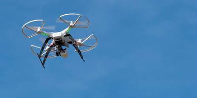 Een drone ter illustratie FOTO ANP