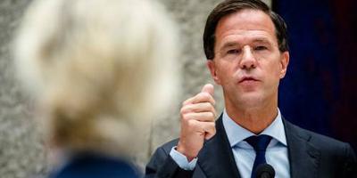 Rutte en Blok overleggen met Wilders