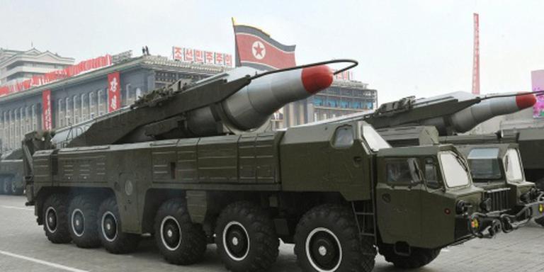 Z-Korea: twee mislukte rakettesten N-Korea