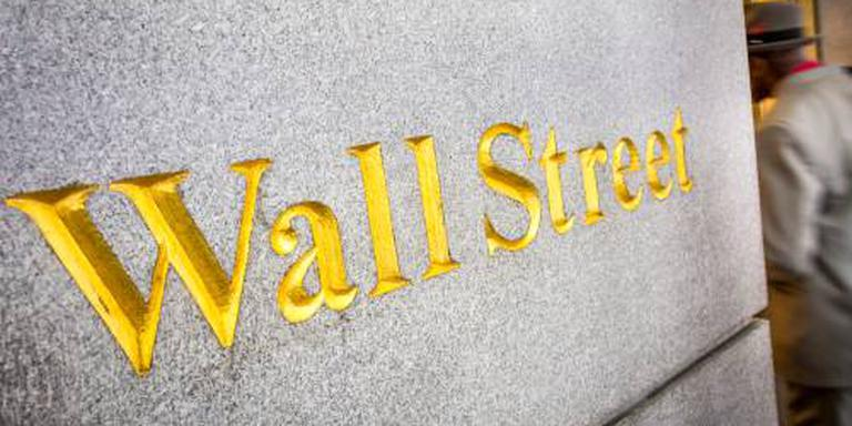Licht lagere opening op Wall Street
